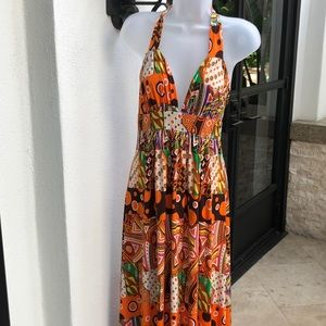 Multi color maxi